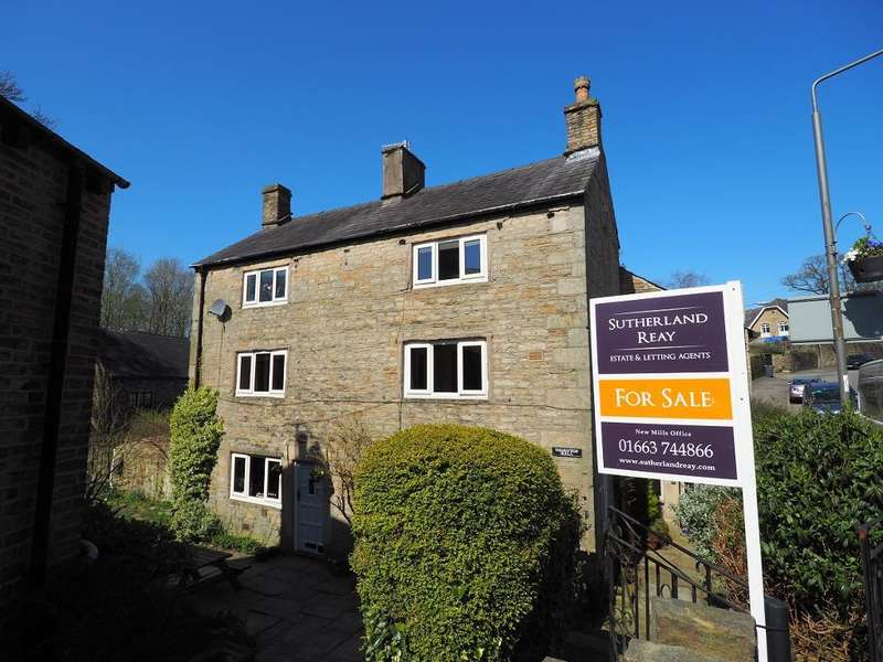 4 Bedrooms House for sale in Market Street, Hayfield, High Peak, Derbyshire, SK22 2EW