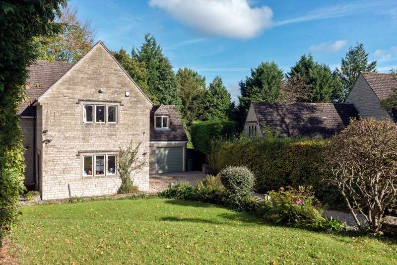 4 Bedrooms Detached House for sale in North Woodchester