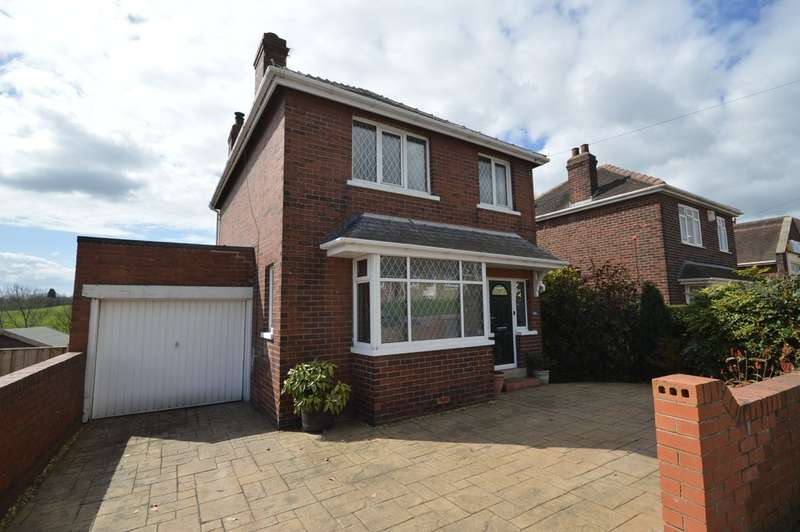 3 Bedrooms Detached House for sale in Wrenthorpe Road, Wrenthorpe, Wakefield