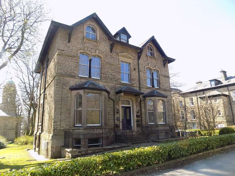 2 Bedrooms Ground Flat for sale in Park Road, Buxton