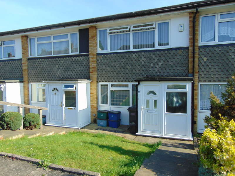 2 Bedrooms Terraced House for sale in Bruce Drive, South Croydon, CR2 8SL