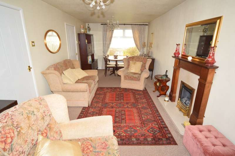 3 Bedrooms Mews House for sale in Keppelwray Drive, Barrow In Furness, Cumbria, LA14 4NQ