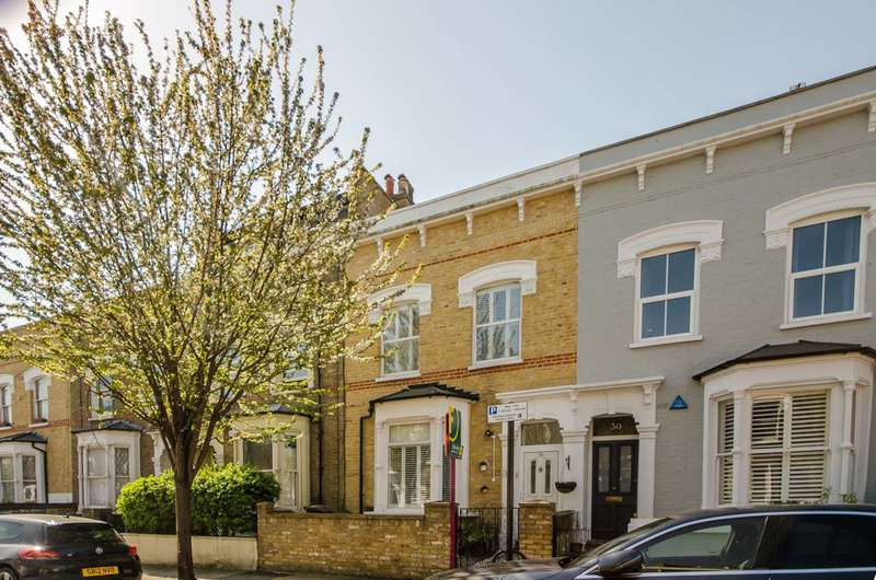 4 Bedrooms Terraced House for sale in Foulden Road, Stoke Newington, N16