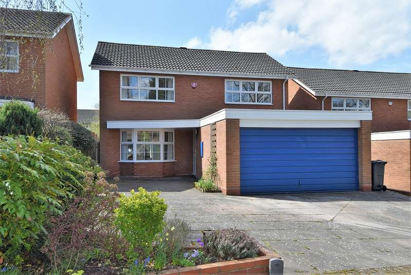 4 Bedrooms Detached House for sale in Bournville Lane, Bournville, Birmingham, B30