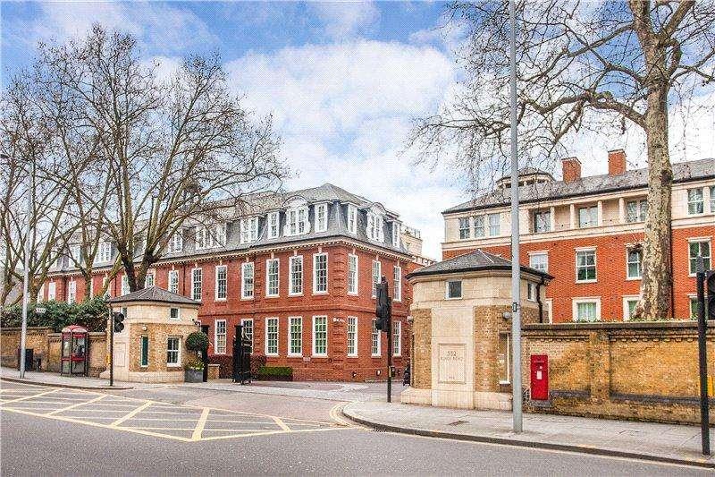 2 Bedrooms Flat for sale in Lucas House, Coleridge Gardens, London, SW10