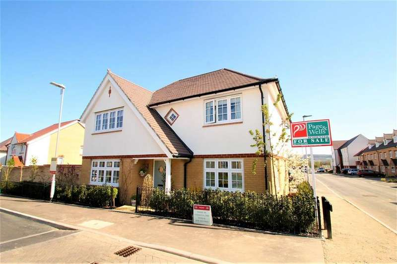 4 Bedrooms Detached House for sale in Thomas Road, Aylesford