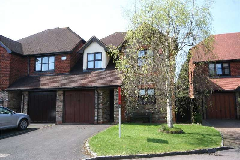 3 Bedrooms Semi Detached House for sale in Miller Place, Gerrards Cross, Buckinghamshire