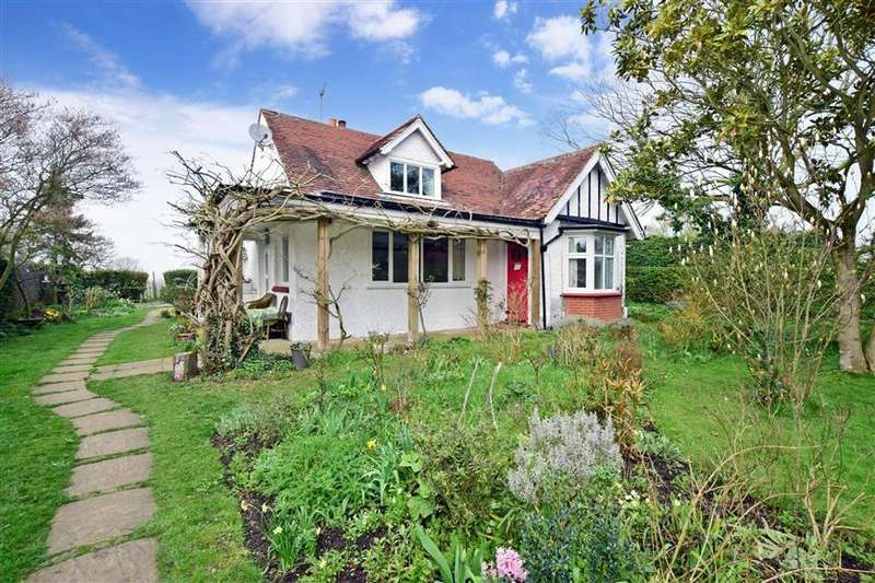3 Bedrooms Detached Bungalow for sale in Island Road, Upstreet, Canterbury, Kent