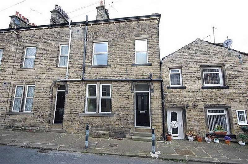 2 Bedrooms Terraced House for rent in Well Street, Holywell Green, Halifax, HX4