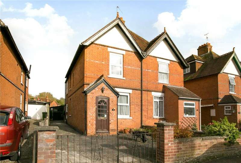 3 Bedrooms Semi Detached House for sale in Cromwell Road, Newbury, Berkshire, RG14
