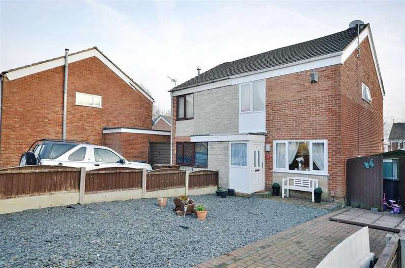 4 Bedrooms Semi Detached House for sale in Ely Drive, Astley