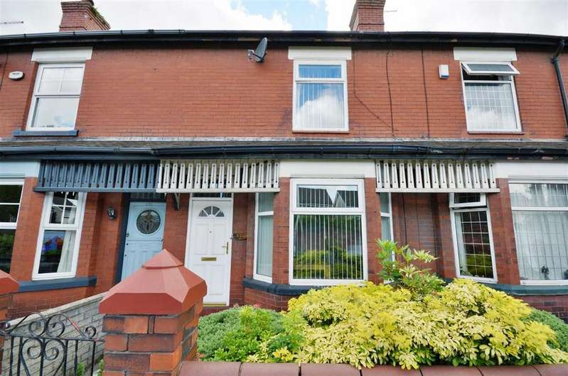 2 Bedrooms Terraced House for sale in Leigh Road, Leigh