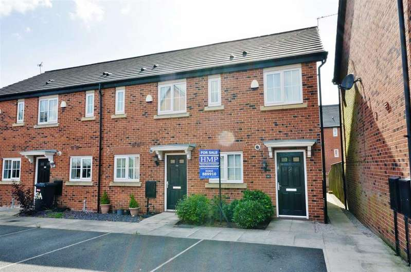 2 Bedrooms Mews House for sale in North Croft, Atherton