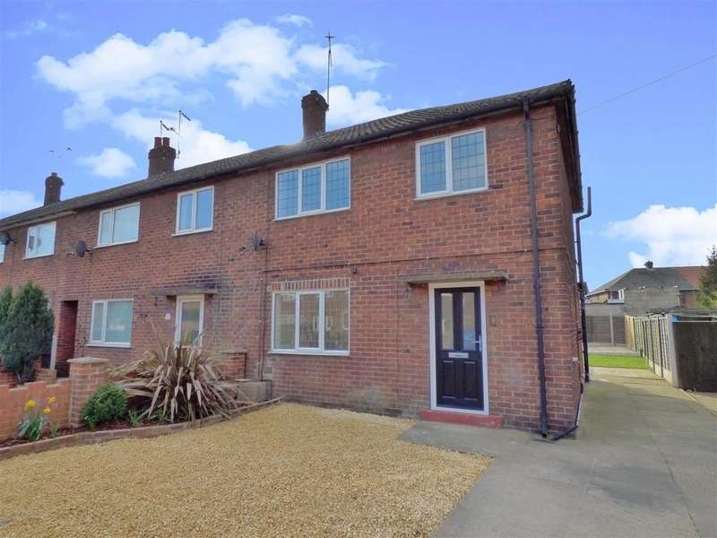 3 Bedrooms Semi Detached House for sale in East Acres, Byram, Knottingley