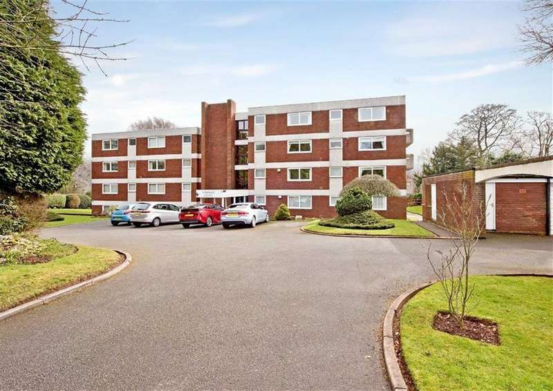 2 Bedrooms Apartment Flat for sale in 6, Eynsham Court, Clifton Road, Wolverhampton, WV6
