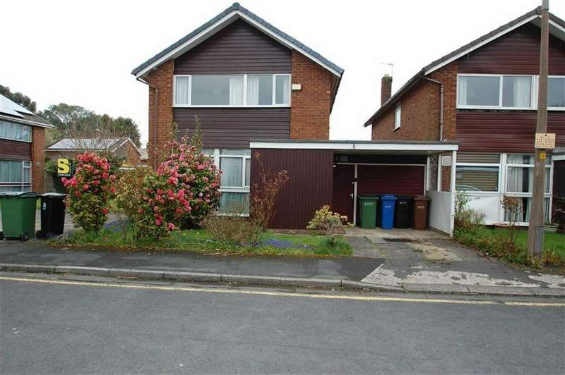 3 Bedrooms Link Detached House for sale in Kew Drive, Cheadle Hulme, Cheshire