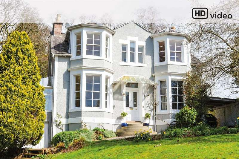 5 Bedrooms Detached House for sale in John Street Lane, Helensburgh, Argyll and Bute, G84 9NA