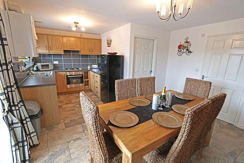 4 Bedrooms Detached House for sale in Poppy Close, Ormesby TS7