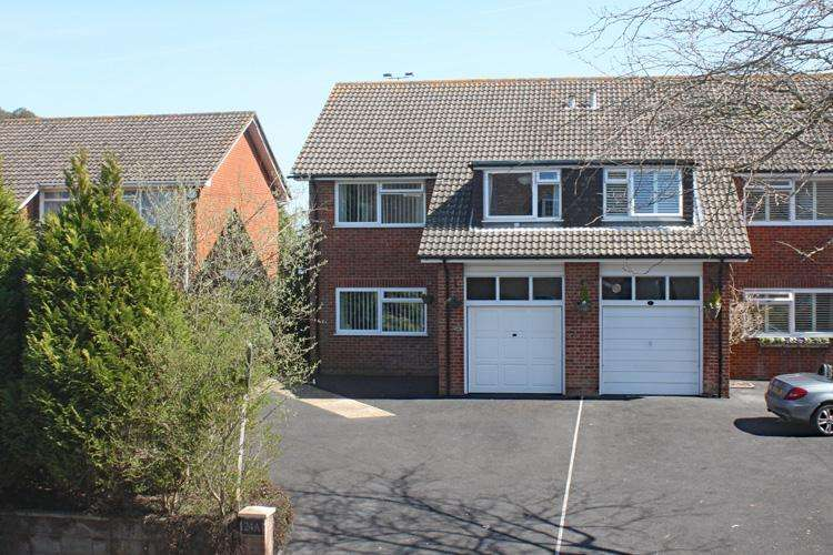 4 Bedrooms Semi Detached House for sale in Southampton Road, Lymington SO41