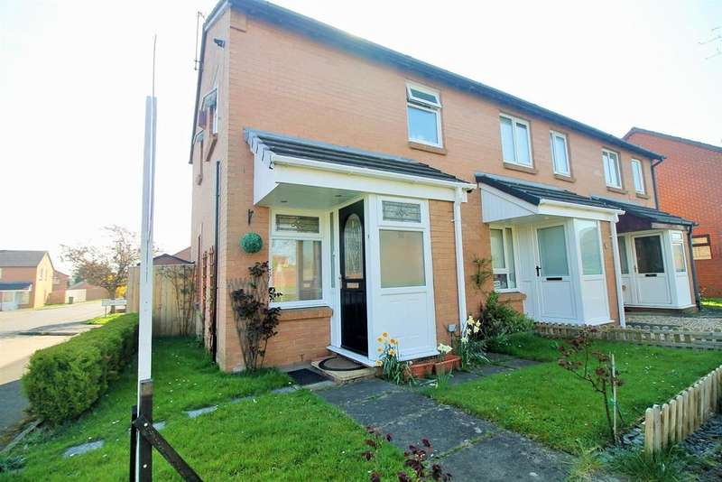 2 Bedrooms Terraced House for sale in Middle Road, Ingleby Barwick, Stockton-On-Tees