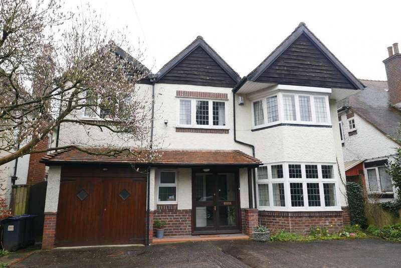 5 Bedrooms Detached House for sale in Yardley Wood Road, Birmingham, B13