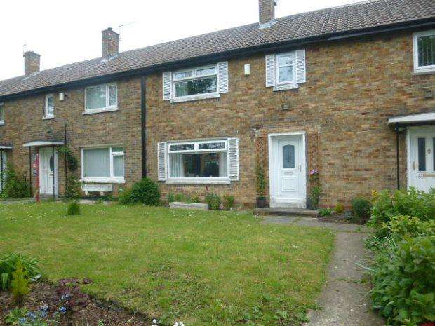 3 Bedrooms Terraced House for sale in DUNELM WALK, PETERLEE, PETERLEE