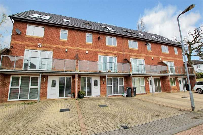 4 Bedrooms Terraced House for sale in Brandreth Gardens, Penylan, Cardiff