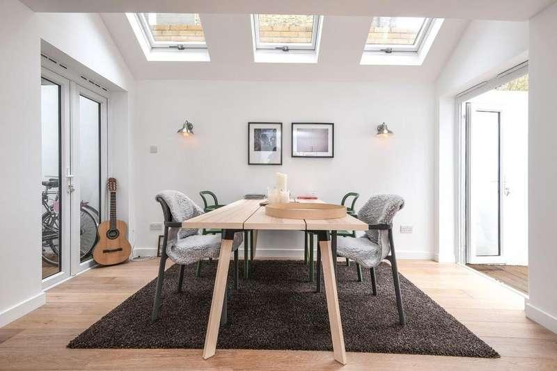 2 Bedrooms Flat for sale in Aliwal Road, Battersea
