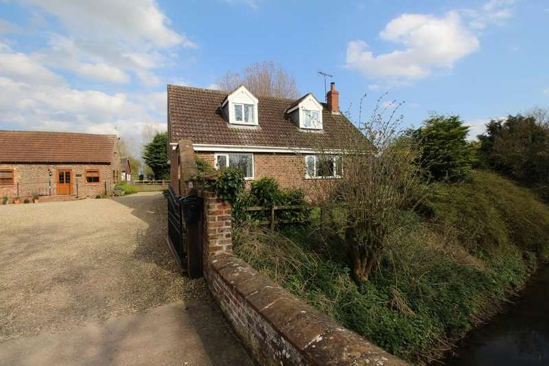 4 Bedrooms Detached House for sale in North Cattleholmes, Wansford