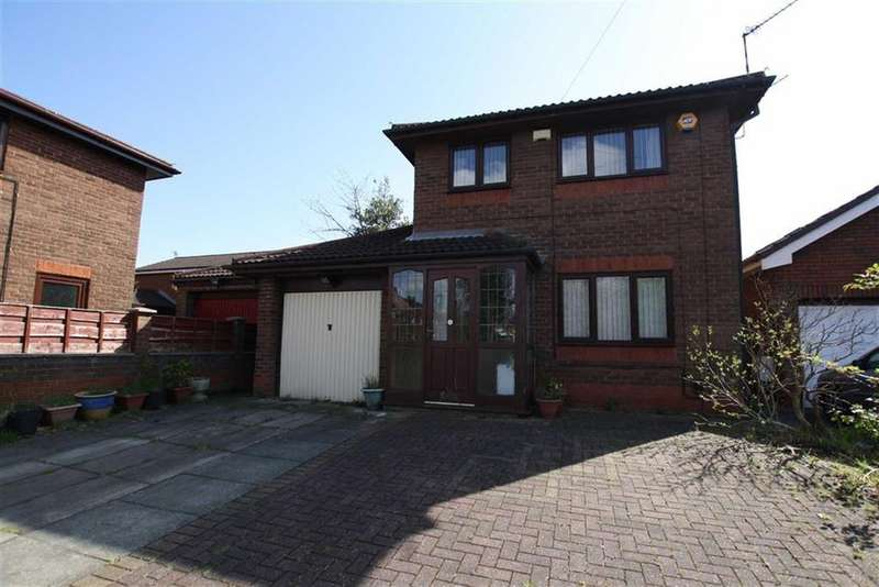 3 Bedrooms Detached House for sale in Christchurch Road, Sale