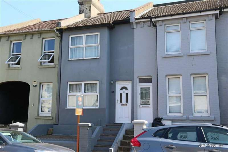 2 Bedrooms Terraced House for sale in St Georges Road, Hastings