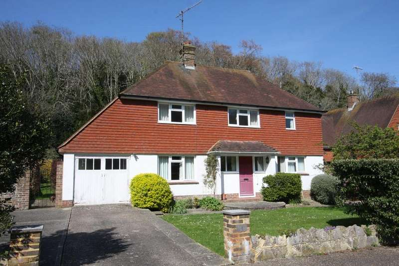 3 Bedrooms Detached House for sale in Parkway, Eastbourne BN20