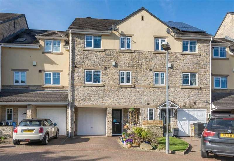 4 Bedrooms Town House for sale in River Bank, Oughtibridge, Sheffield, S35