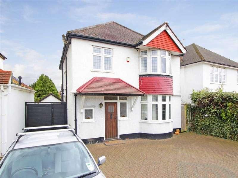 3 Bedrooms Detached House for sale in Pickhurst Lane, Hayes, Kent