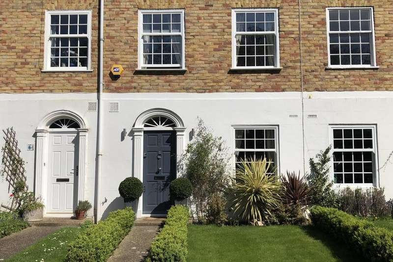 5 Bedrooms Terraced House for sale in Egliston Mews, Putney