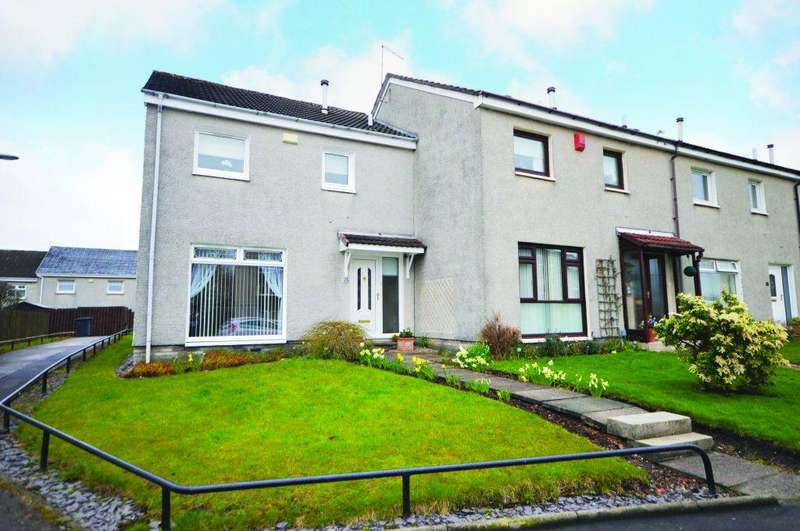 3 Bedrooms Villa House for sale in 25 Lennox Crescent, Bishopbriggs, Glasgow, G64 1XF