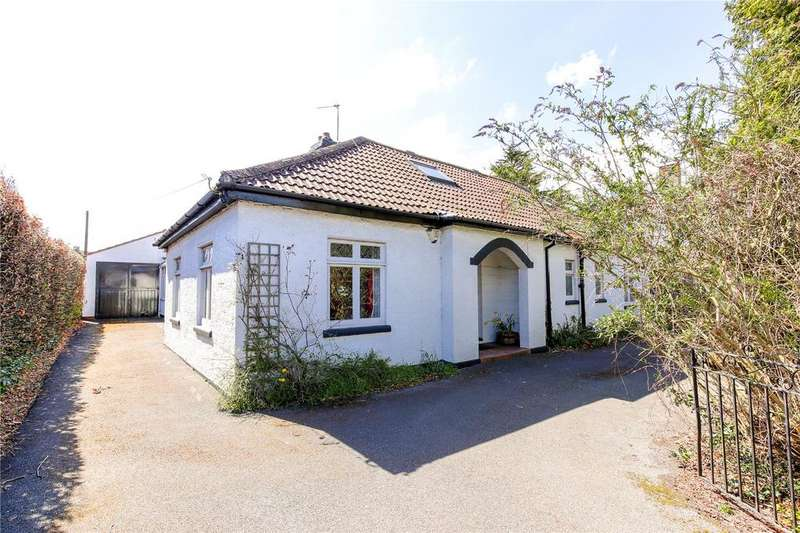 5 Bedrooms Detached Bungalow for sale in Passage Road, Brentry, Bristol, BS10