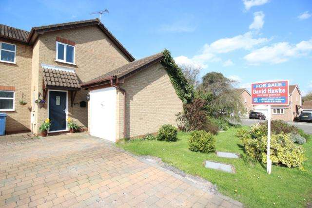 3 Bedrooms Semi Detached House for sale in 2 Briar Lea Worksop