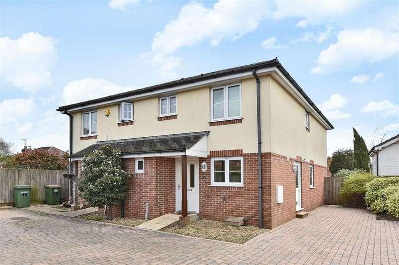3 Bedrooms Semi Detached House for rent in Trafford Road, Fair Oak, Hampshire