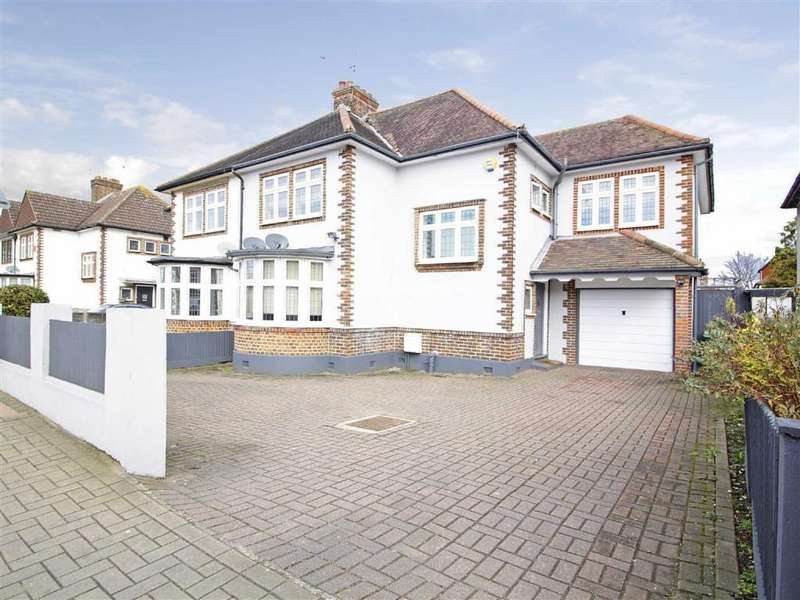 4 Bedrooms Semi Detached House for sale in Pickhurst Lane, Hayes, Kent