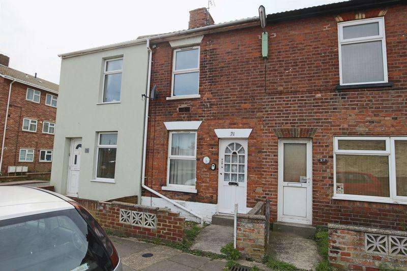 2 Bedrooms Terraced House for sale in The Hemplands, Lowestoft