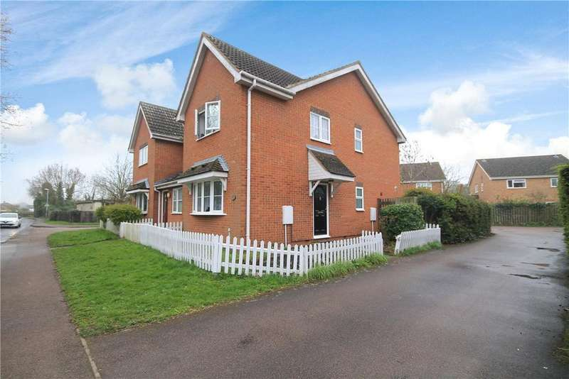 3 Bedrooms End Of Terrace House for sale in Water Lane, Oakington, Cambridge, CB24
