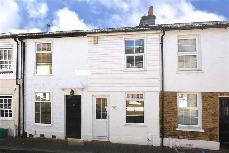 2 Bedrooms Terraced House for sale in Henry Street, Bromley, Kent