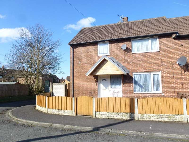 3 Bedrooms End Of Terrace House for sale in Norfolk Close, Leyland PR25