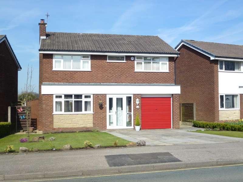 4 Bedrooms Detached House for sale in Langdale Road, Leyland PR25