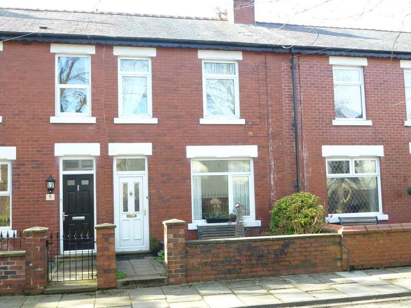 2 Bedrooms Terraced House for sale in St Ambrose Terrace, Leyland PR25