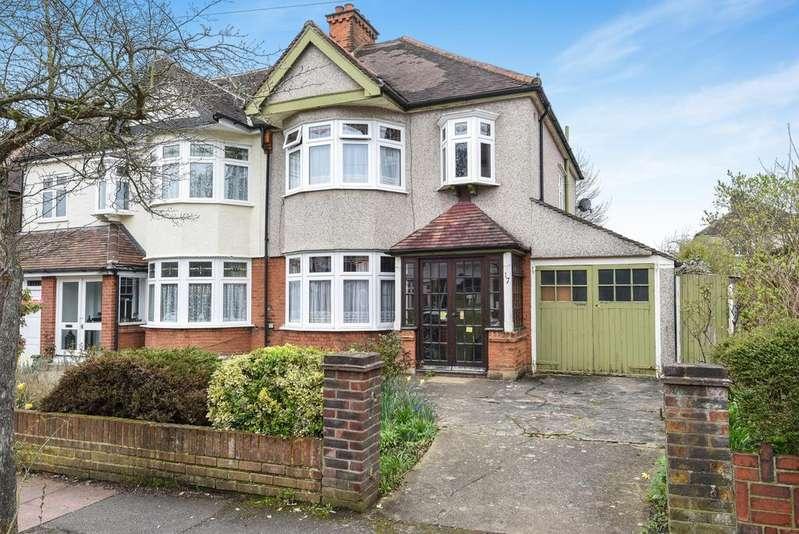 3 Bedrooms Semi Detached House for sale in Copse Avenue West Wickham BR4
