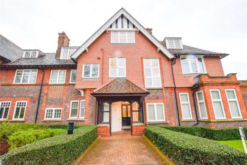 2 Bedrooms Apartment Flat for sale in Harmonia Court, Nascot Wood Road, Watford, Hertfordshire, WD17
