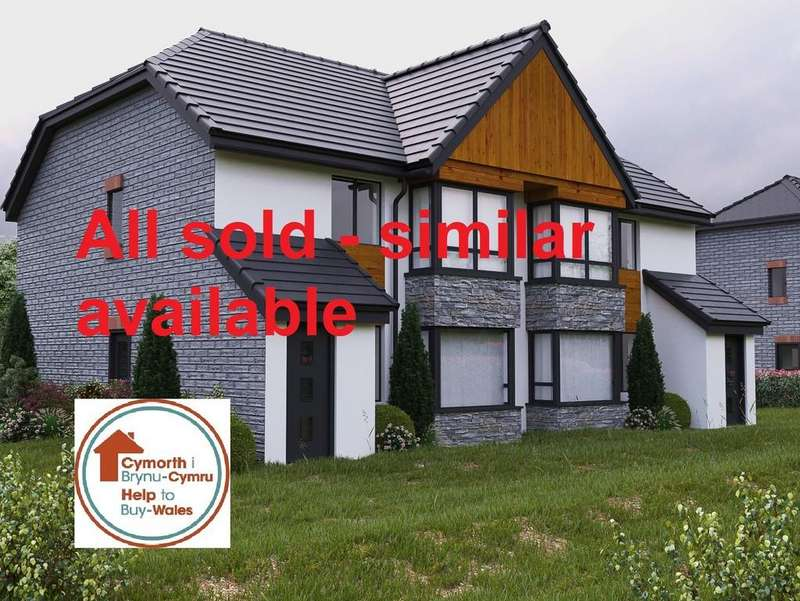 3 Bedrooms Town House for sale in Penmaenmawr Road, Llanfairfechan, North Wales