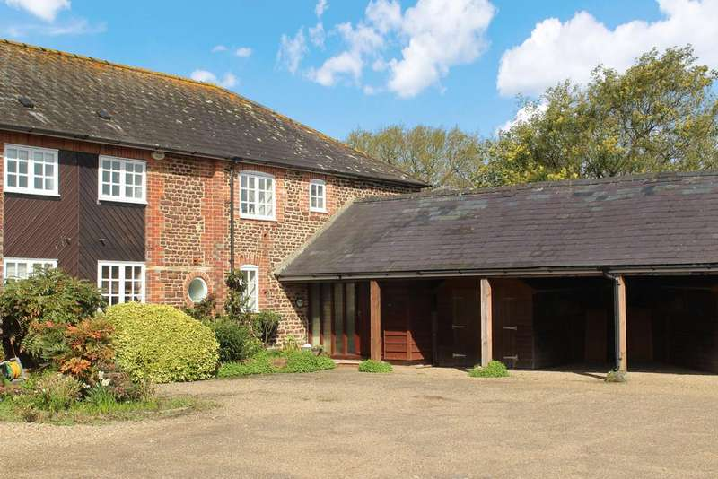 3 Bedrooms Cottage House for sale in Wiggonholt - countryside views